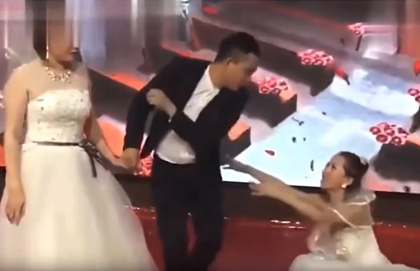 Это была моя вина!  Китаянка сорвала свадьбу своему бывшему