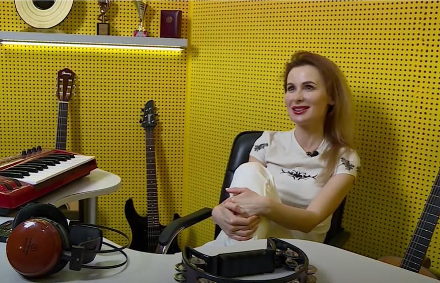 Солистка группы Aura Юлия Быкова – о семье, интересах и юбилейном концерте