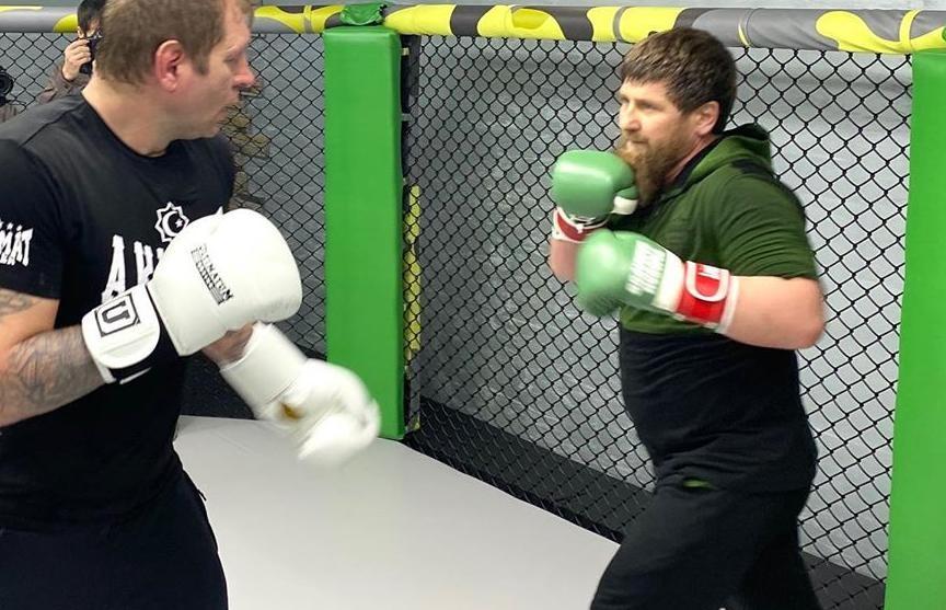 Кадыров пообещал «закинуть в подвал» бойца Емельяненко в случае поражения