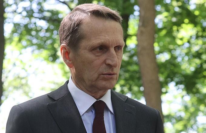 Нарышкин: Мы высоко оцениваем уровень взаимодействия и доверительность между спецслужбами России и Беларуси
