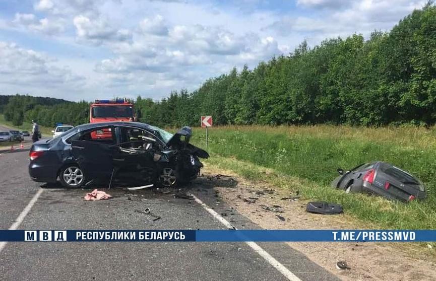 ДТП в Гродненской области с участием двух автомобилей «Ниссан»: погиб подросток