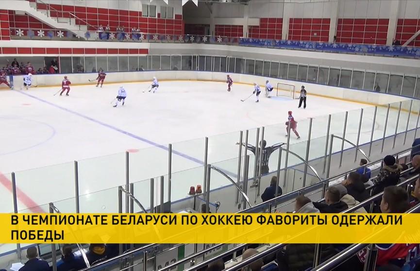 «Гомель» обыграл «Локомотив» в чемпионате Беларуси по хоккею