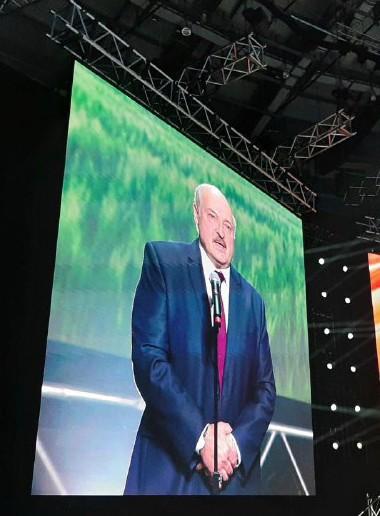Лукашенко: Мы провели выборы по Конституции и не нуждаемся ни в каком признании