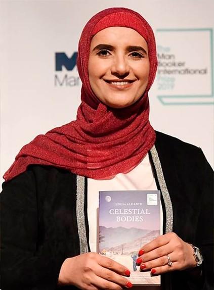 Писательница из Омана впервые получила престижную Букеровскую премию
