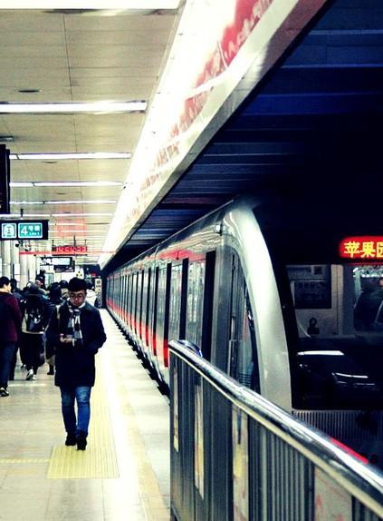 5G-метро появилось в Китае