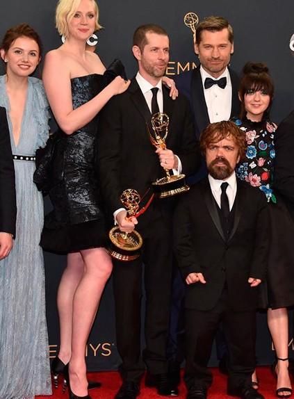 В Лос-Анджелесе раздали телевизионных «Оскаров»