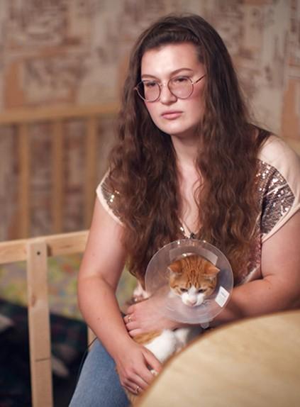 История любви и помощи бездомным животным. Маргарита Лесковец в проекте ОНТ «Хорошие люди»