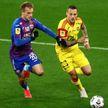 ЦСКА поднялся на второе место в чемпионате России по футболу