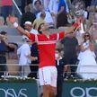 Новак Джокович во второй раз в карьере выиграл «Ролан Гаррос»