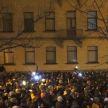 В Киеве радикалы пытались штурмовать офис Зеленского