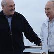 Лукашенко искупался в Черном море, температура воды составляет +16