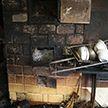 Сосед спас 80-летнюю пенсионерку из горящего дома в Воложинском районе