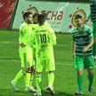 Солигорский «Шахтёр» минимально обыграл «Городею» в чемпионате Беларуси по футболу