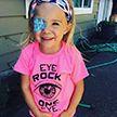 Раковые опухоли нашли в глазу ребёнка из США, всё благодаря фотоаппарату