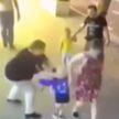 Женщина порезала лицо трехлетнему ребенку в центре Тбилиси (ВИДЕО)