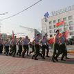Витебские десантники приняли участие в забеге «За Беларусь»