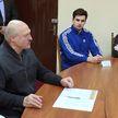 Лукашенко встретился с представителями оппозиционных политических движений в СИЗО КГБ