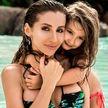 Дочь Светланы Лободы сфотографировала спящую маму: личный снимок попал в сеть