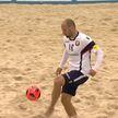 Сборная Беларуси по пляжному футболу вышла в групповой этап квалификации чемпионата мира