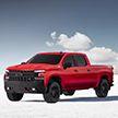 Chevrolet и LEGO собрали полномасштабную модель пикапа (Видео)