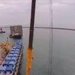 Дамбу испытывают в Венеции после разрушительного наводнения