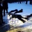 Работники ГУБОПиК и «Алмаз» разогнали «сходку» уголовных авторитетов в Жодино (ВИДЕО)