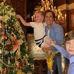 7-летняя дочь Галкина в праздничном костюме умилила интернет-пользователей