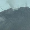 Вулкан Синабунг пробудился:  столб пепла извергается на высоту до 7 километров (ВИДЕО)