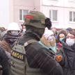 МВД: 29 ноября в Беларуси за нарушение законодательства о массовых мероприятиях 313 человек водворены в места содержания задержанных