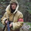 Александр Глеб снялся в новогоднем видео Галыгина в роли лесника