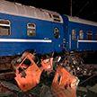 Трое белорусов пострадали при столкновении поезда Минск-Адлер с грузовиком