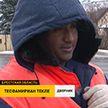 Парень из Эритреи стал знаменитостью в Бресте, устроившись работать дворником