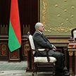Лукашенко поблагодарил Федерацию профсоюзов за активное участие в парламентской избирательной кампании