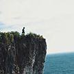 На Бали белорус делал селфи и сорвался со скалы