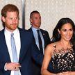 Принц Гарри и Меган Маркл откроют центр помощи пострадавшим от урагана