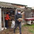 Горячая пора: как волонтеры помогают пожилым людям
