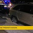 Ночные гонки в Бресте закончились крупной аварией