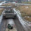 «Обкатку танками» проходят новобранцы