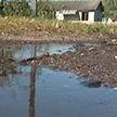 В деревне на Гомельщине затопило подвалы после замены насоса в водозаборной скважине