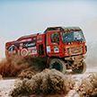 МАЗ стал победителем третьего этапа ралли Morocco Desert Challenge (Видео)