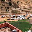 Разрушительное наводнение в Иране: поток воды унёс сотни авто и превратил центр города Шираз в свалку