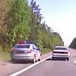 ПРОСТО НЕ ЗНАЛ. Погоня за пьяным бесправником (со стрельбой) в Брестской области  (ВИДЕО)