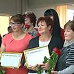 В Оршанском районе благодарили женщин за труд на уборочной
