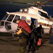 Трое рыбаков и ребенок спасены с острова в Хабаровском крае