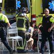 Автомобиль врезался в террасу бара в Испании