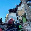 Жилое здание обрушилось из-за взрыва в Ереване