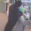 Появилось полное видео ограбления банка в посёлке Большевик Гомельского района