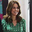 Кейт Миддлтон восхитила публику своим нарядом в последний день визита в Ирландию