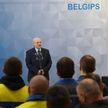 Лукашенко пообщался с коллективом предприятия «Белгипс»: о расширении дороги к заводу, коронавирусе, праздновании 75-летия Победы