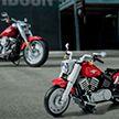 LEGO выпустит миниатюрную модель мотоцикла Harley-Davidson Fat Boy